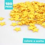 KIT RISPARMIO 180 STELLINE IN PANNOLENCI COLORATO