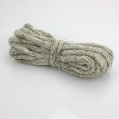 CORD FELT Ø 3 MM LIGHT GREY